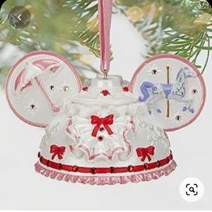 MARY POPPINS Disney Ears Ornament NWT